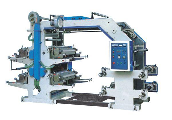 Fubang 1   FB Series four-color Flexography Printing Machine