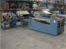 MBO T700/44 + Z6, Folding machine