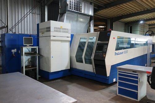 Sheetmetal and Metalworking Machines