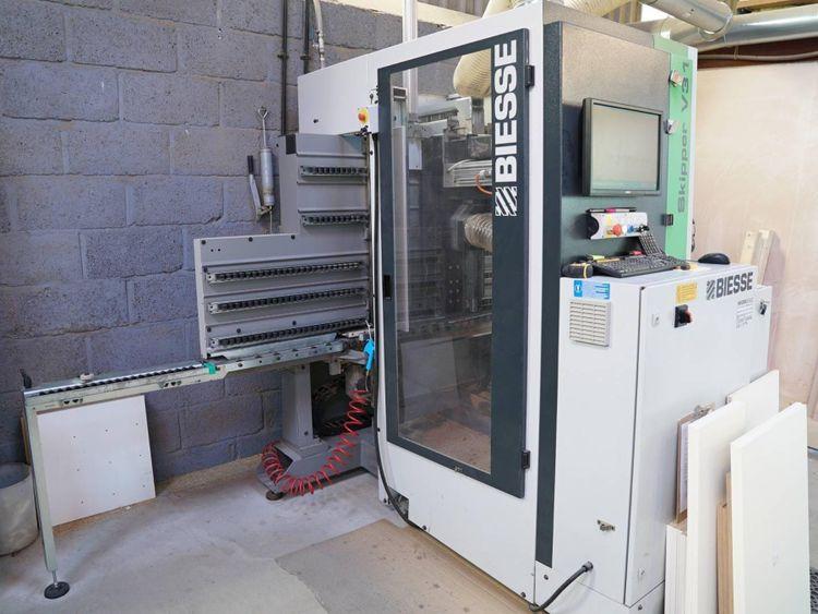 Biesse SKIPPER V31, CNC vertical machining center 3