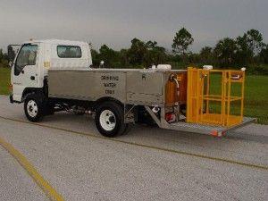 WT600, Water service truck