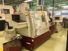 Citizen MITSUBISHI Meldas 635L 12000 rpm CINCOM M 16-3 V2 2 Axis