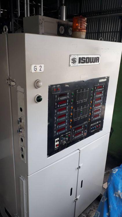 Isowa Slitter Scorer-corrugated board production 1800mm