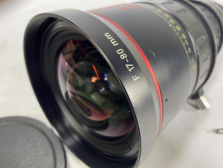 Angenieux OPTIMO 17-80mm T2.2 PL