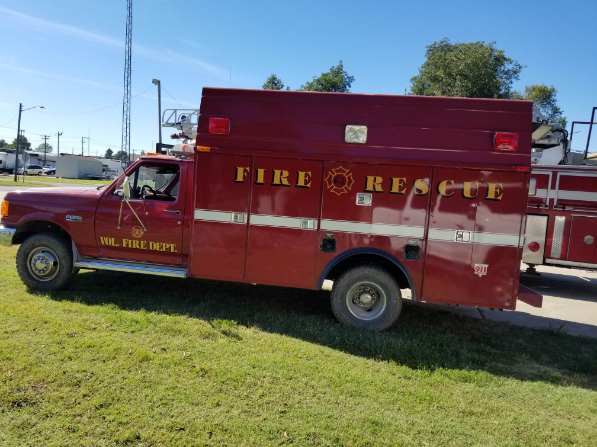 Ford F-550, Rescue