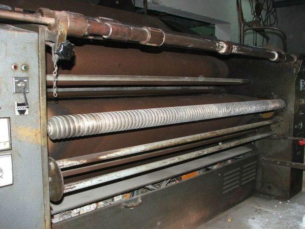 Stork Boxmeer TC101 180 Cm Transfer printing machine