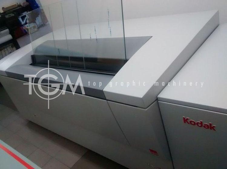 Kodak Trendsetter 800 III, CTP