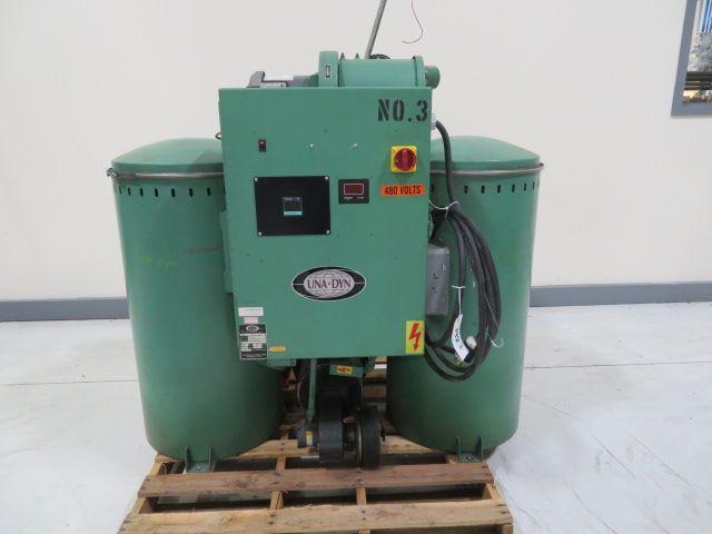 Una Dyn DHD-4SB, Material Dryer