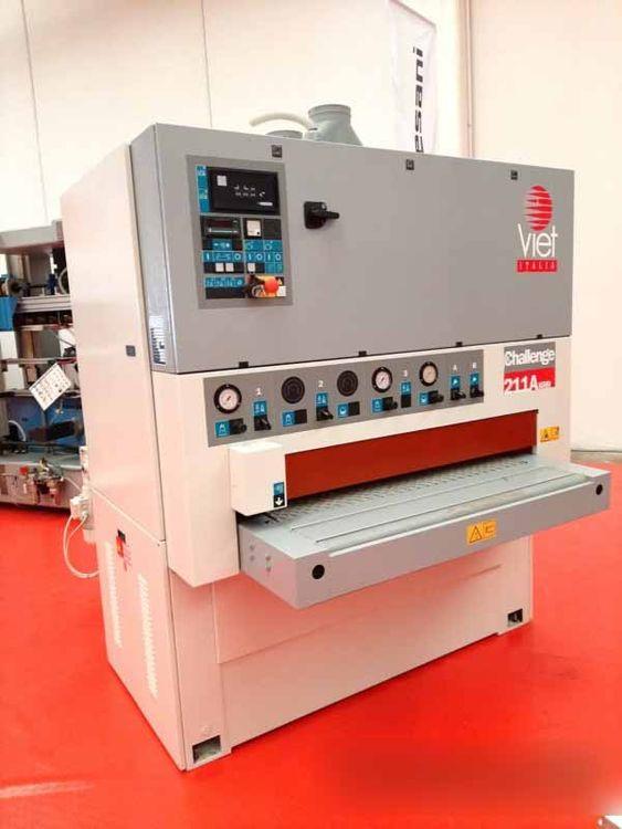 Viet 211 A KRR - T/EL, Automatic 2 belt sander