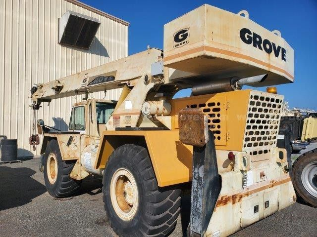 Construction Equipment – Yellow Iron, Cranes and Heavy Machinery