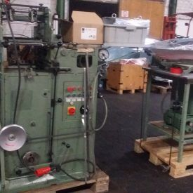 Kolbus KE 778 Embossing Machine