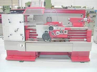 Mondiale Engine Lathe Max. 2000 rpm GALLIC 16N