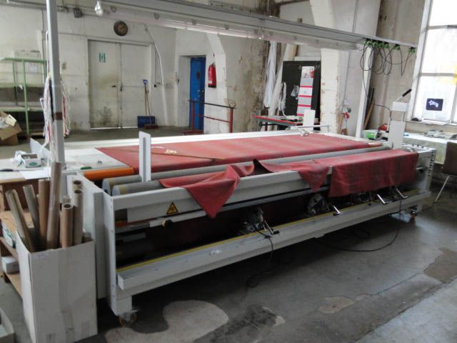 Unglaub Coupon UW30 Fabric cutting machine