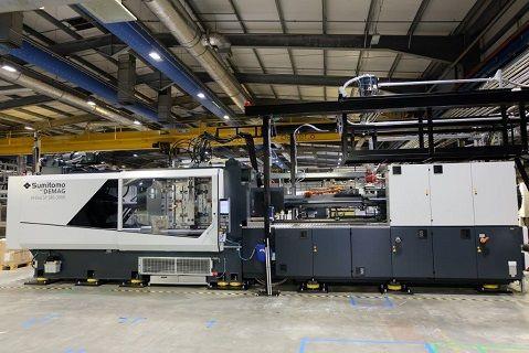 Amaray  Injection moulding machines, compressors, silos, plastic process equipment