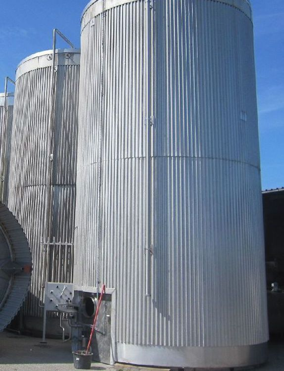 2 Others Stainless Steel Silos Tank