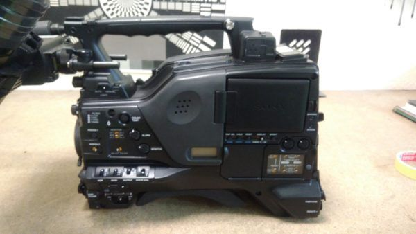Sony PDW-680 CAMCORDERS