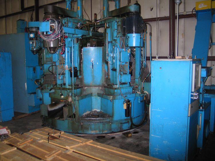 Kaufman CNC Rotary Transfer Drill & Tap Machine Variable