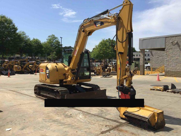 Caterpillar 308E2 Excavator