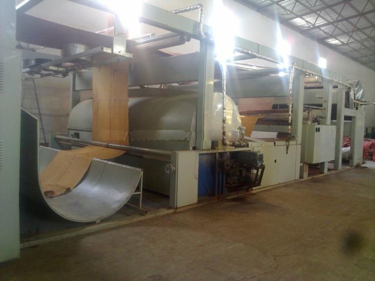 Others AN 005 420 Cm Back coating machine