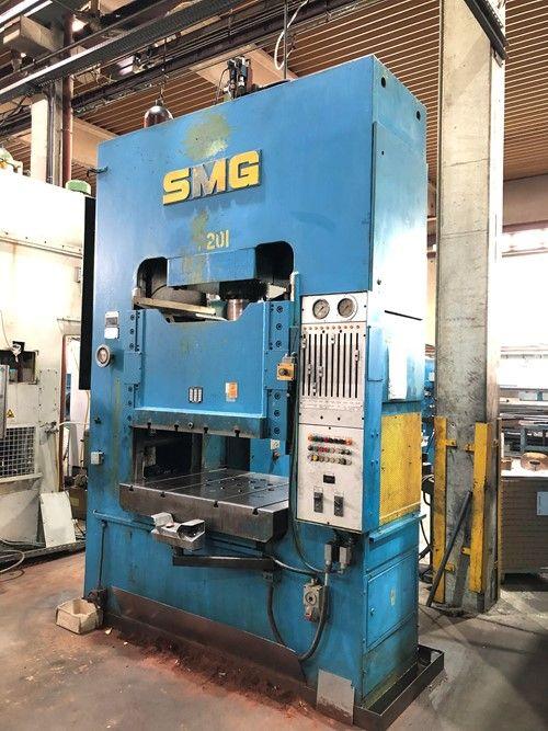 SMG DS250 250 Ton