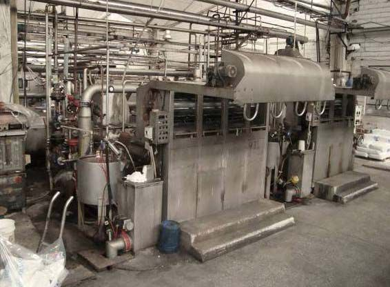 2 Camber AT, Dyeing Machine 320 Kg
