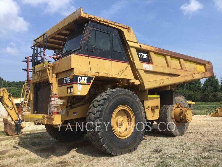 Caterpillar 773E Rigid Dump Truck