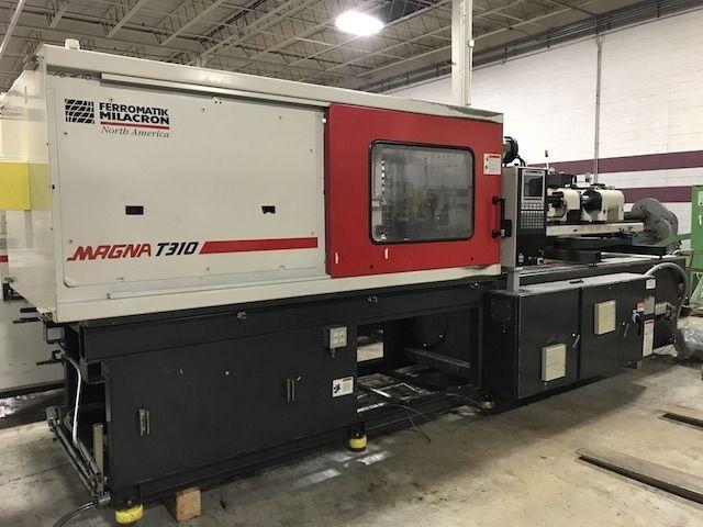 Cincinnati Milacron MT310 310 Ton