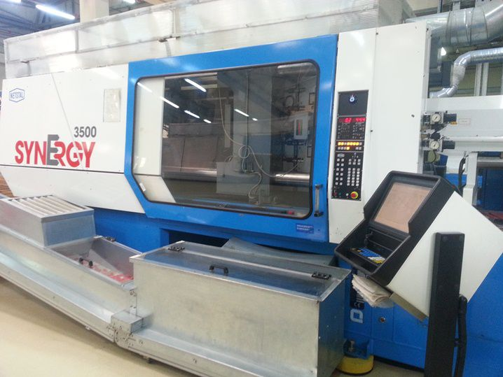 Netstal SYNERGY 3500-2150 Injection moulding machine