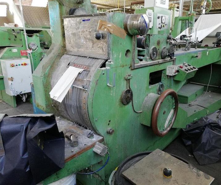 Profama ROTOSAC 560, Paper flat satchel making machine