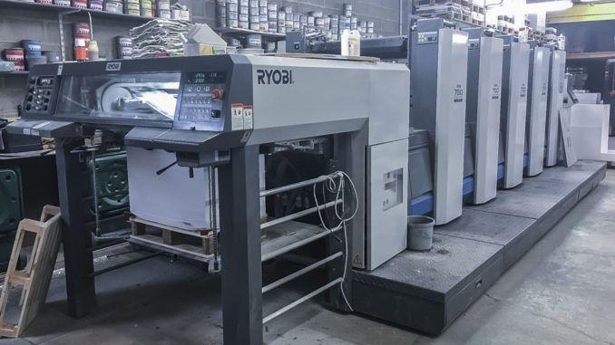 Ryobi 755 XLW-A 23 x 29 inch