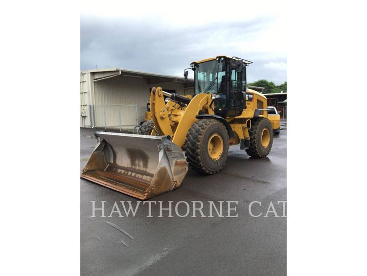 Caterpillar 938M Wheel Loader
