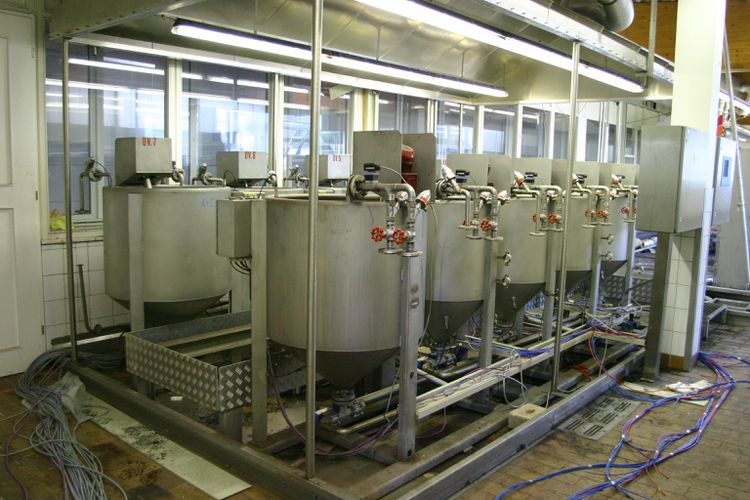 9 Others dye kitchen different capacity addition tanks