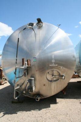 Crepaco EHW Horizontal Cold Wall Tank 10,000 Gallon