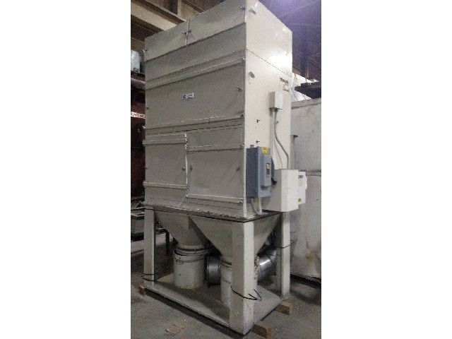 Automatan Dust Collection System