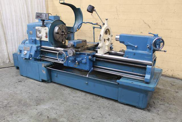 Monarch Engine Lathe Variable Series 63