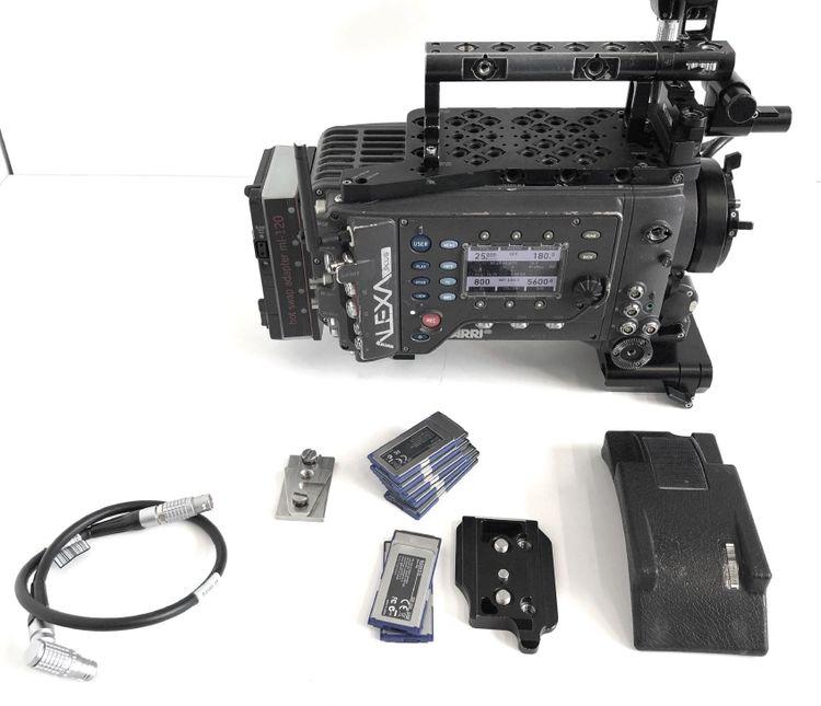 ARRI Plus with 4825 Camera