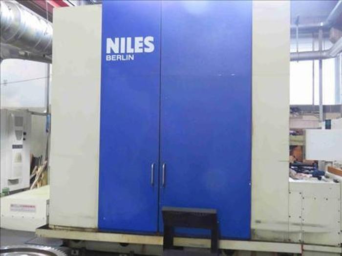 Niles, WMW ZSTZ 10 Variable Gear Grinder