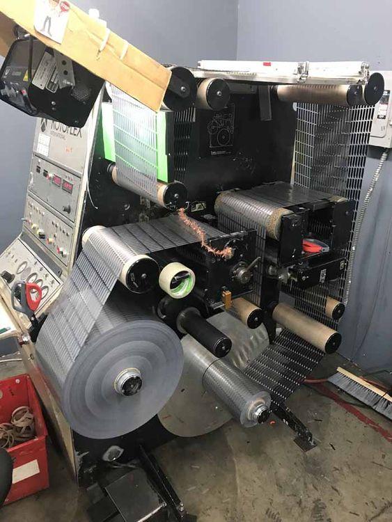 Rotoflex VSI 250 10''