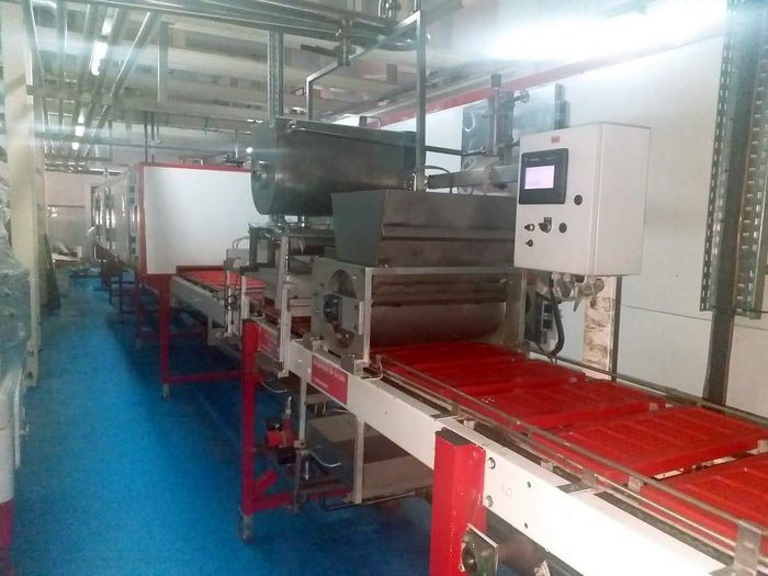 Other CHOCOLATE MOULDING LINE