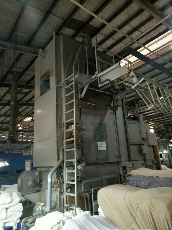 Dornier Ecofix Setting machine for tubular fabrics