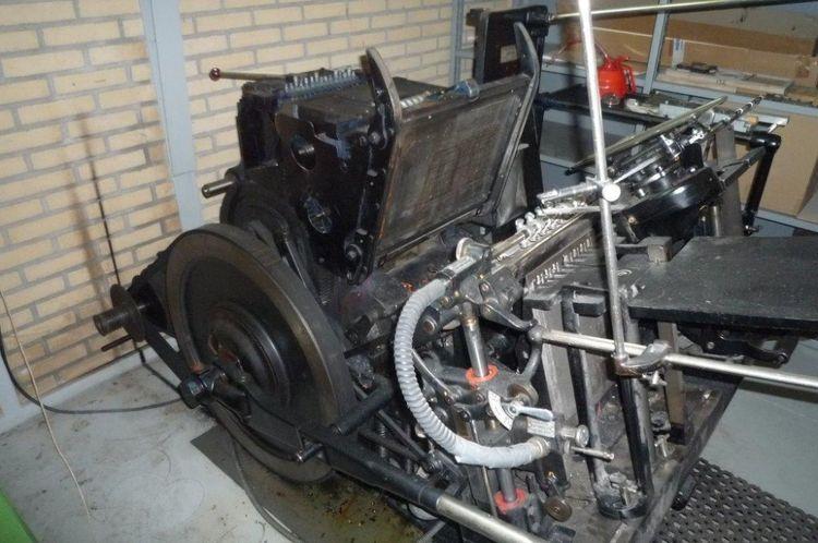 Heidelberg GT Platen