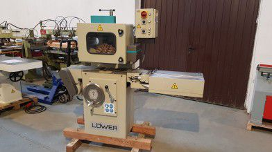 Lower Grinder, brushing machine