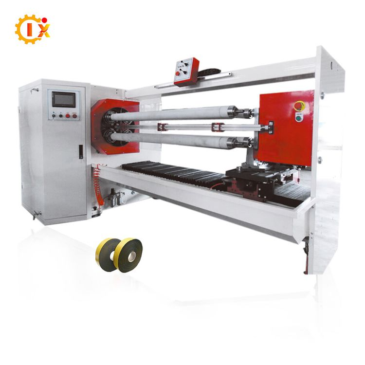 GL- 709 four shafts , four blades ,automatic PVC tape / masking tape / electrical wire tape / cutting / slicing machine