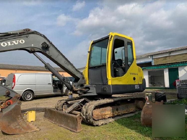 Volvo EC 55 Excavators