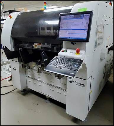 Universal Instruments GC-60D