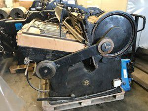 Others Platen and die-cutter