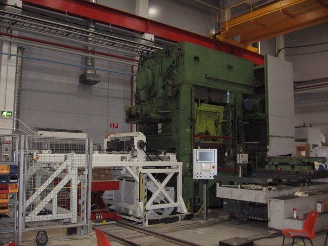 Schuler SP250-1.6-1.6 sn.84/20.5917 Pressure total 250 ton