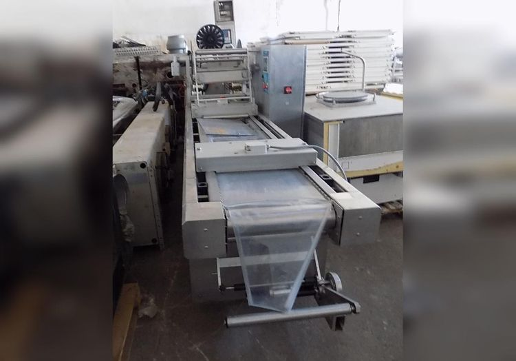 Webomatic APS ML 3000, Thermoforming packaging machine