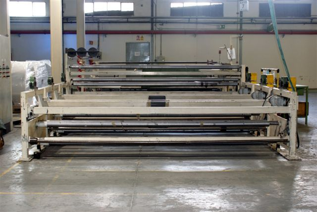 Others Line of preparation for you enmesh up to 9 meters in width