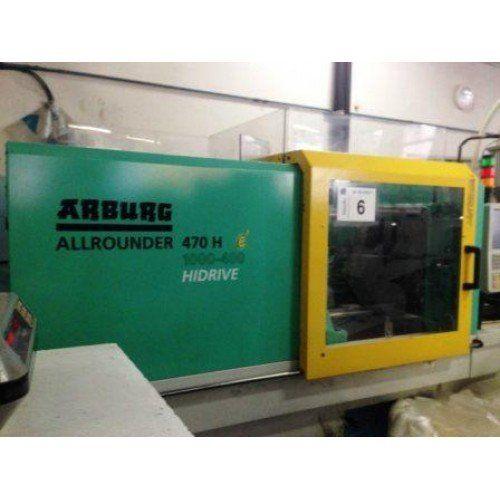 Arburg Allrounder 470H 1000-400 Hybrid 100 T